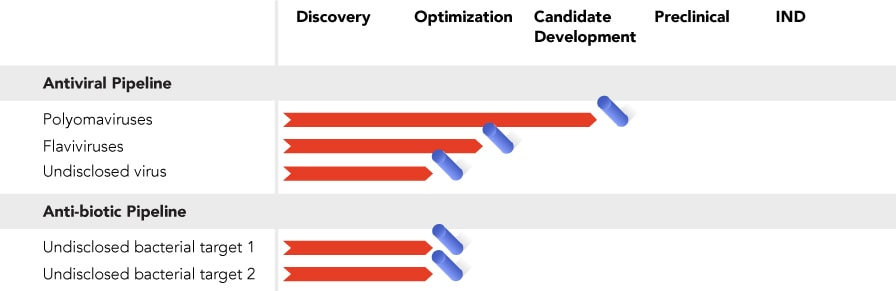 Company Pipeline Chart
